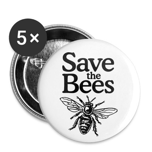 Save The Bees Beekeeper Quote Design (two-color)