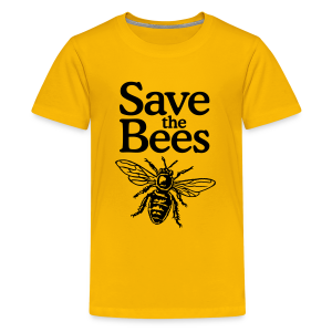 Save the Bees Kid's T-Shirt - Kids' Premium T-Shirt