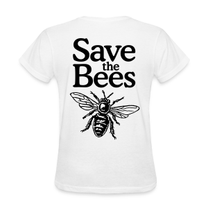 Save the Bees T-Shirt - Women's T-Shirt