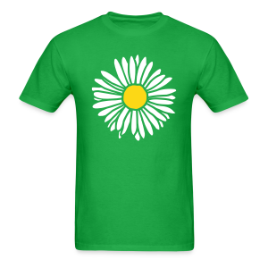 Daisy (bicolor) T-Shirt - Men's T-Shirt