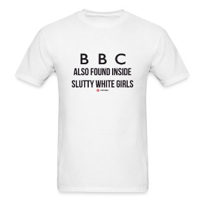 Vporn 'BBC' light Men's T-Shirt - Men's T-Shirt