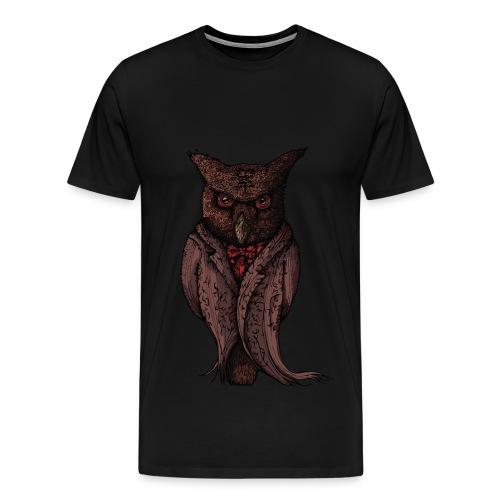 Doctor Hoo - Men's Premium T-Shirt