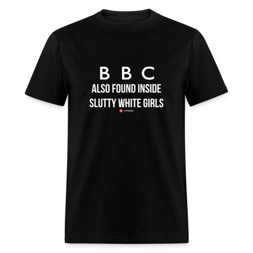 Vporn 'BBC' dark - Men's T-Shirt