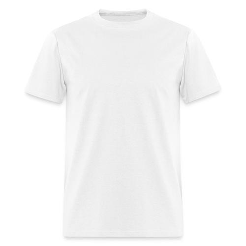 BLIND white - Men's T-Shirt