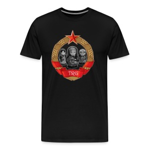 The Russian Gang  - Men's Premium T-Shirt