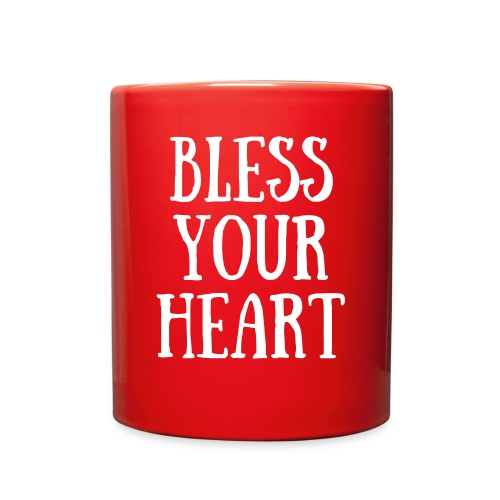 Bless Your Heart Mug - Full Color Mug