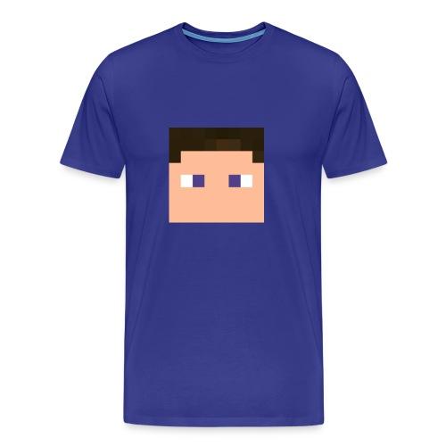 PORKER 9 Head T-Shirt - Men's Premium T-Shirt