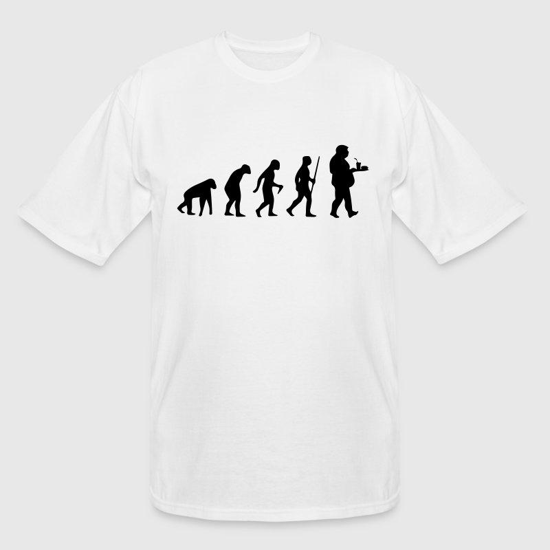 Fast Food Evolution T Shirt Spreadshirt