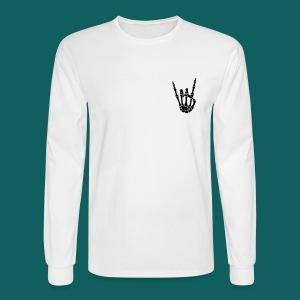 Rock on Long-Sleeve Tee - Men's Long Sleeve T-Shirt
