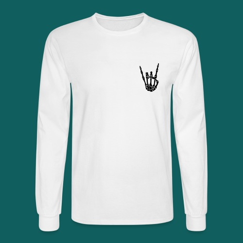 Rock on Long-Sleeve Tee - Men's Long Sleeve T-Shirt