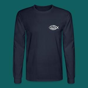 Sushi Long-Sleeve Tee - Men's Long Sleeve T-Shirt