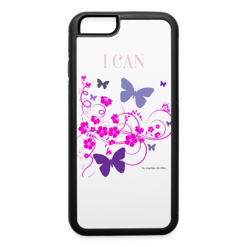 I Can phone case - iPhone 6/6s Rubber Case
