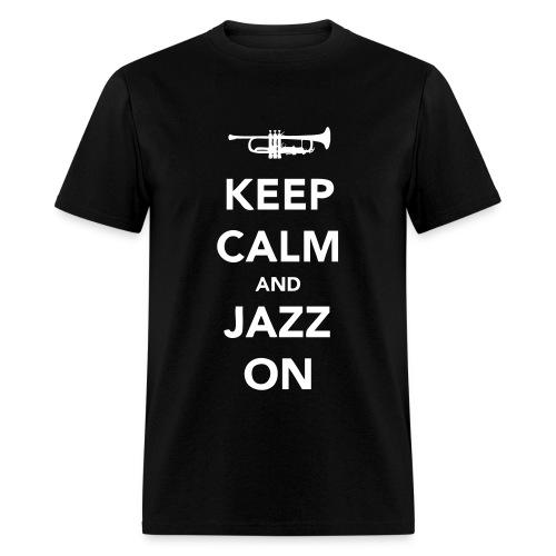 Jazz - Men's T-Shirt