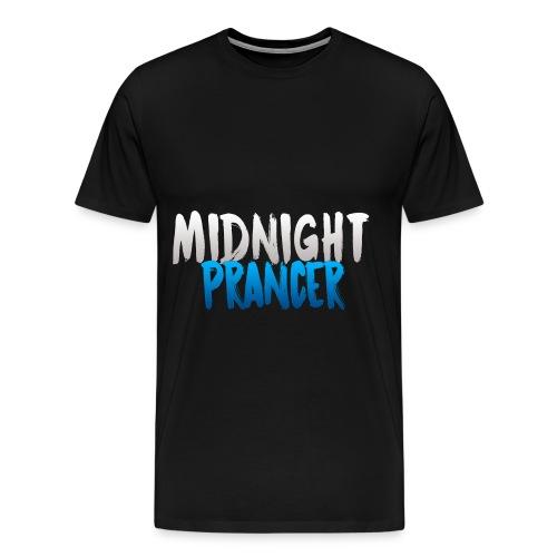 Midnight Prancer (Men's) - Men's Premium T-Shirt