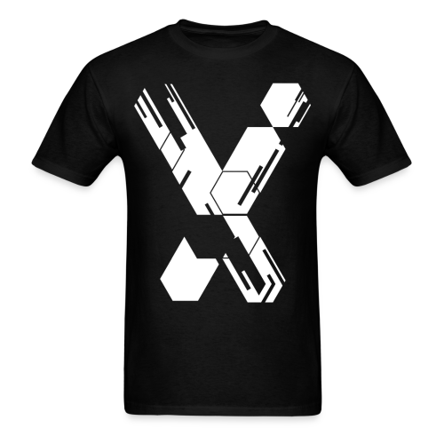 MC X - Signature - B/W - Limited Edition - Men's T-Shirt