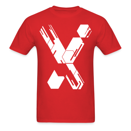 MC X - Signature - Red - Limited Edition - Men's T-Shirt