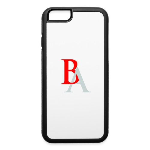 BA iPhone 6/6s Rubber Case - iPhone 6/6s Rubber Case