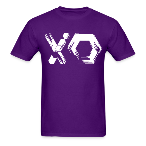 MC XO - Purple - Limited Edition - Men's T-Shirt
