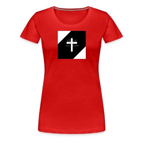 Where to Begin Alt Logo Women's T - Women's Premium T-Shirt