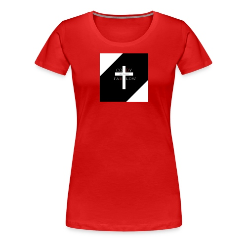 Where to Begin Alt Logo Women's T - Women's Premium T-Shirt