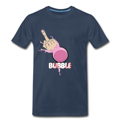 Bubble Fck #1 - Men's Premium T-Shirt