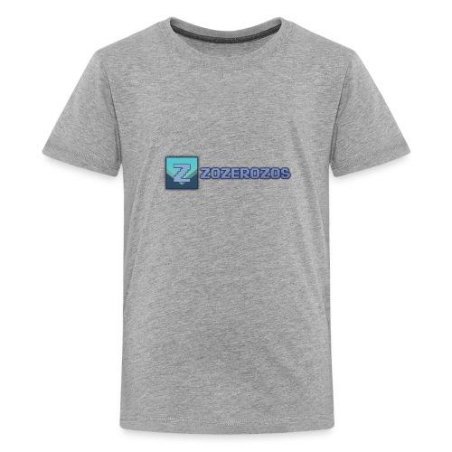 Kid's Zozerozos Premium T-Shirt - Kids' Premium T-Shirt
