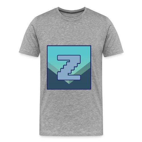 Men's Premium Z Logo T-Shirt - Men's Premium T-Shirt