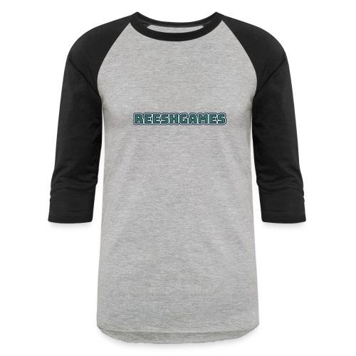 ReeshGames Logo Baseball Tee - Baseball T-Shirt