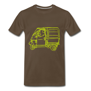 Tricycle Van - Men's Premium T-Shirt