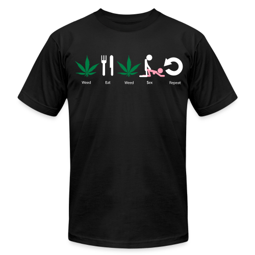 WEWSR - Men's T-Shirt - Men's  Jersey T-Shirt