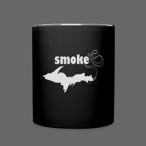 Smoke U.P. - Full Color Mug