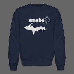 Smoke U.P. - Crewneck Sweatshirt