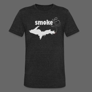Smoke U.P. - Unisex Tri-Blend T-Shirt