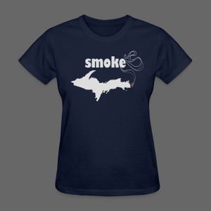 Smoke U.P. - Women's T-Shirt