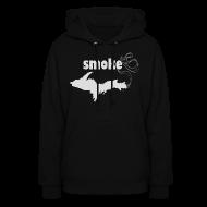 Hoodies ~ Women's Hoodie ~ Smoke U.P.