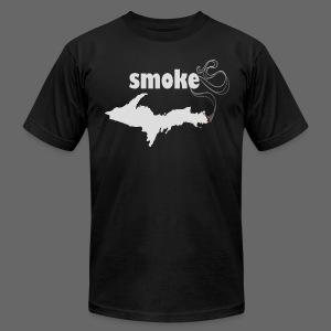 Smoke U.P. - Men's Fine Jersey T-Shirt