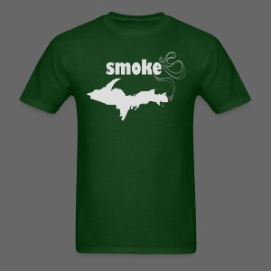 Smoke U.P. - Men's T-Shirt