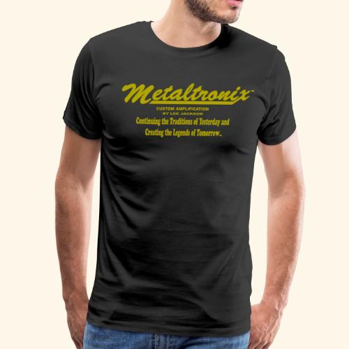Metaltr  2 Men Shirt - Men's Premium T-Shirt