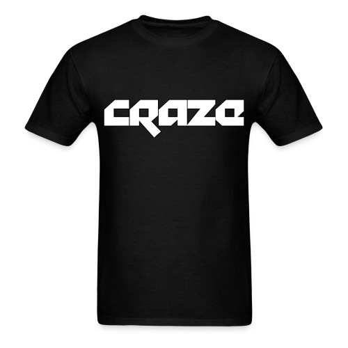 Mens CraZe T-Shirt - Men's T-Shirt