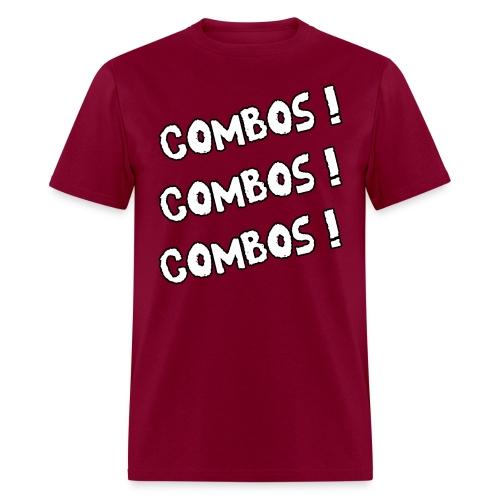COMBOS! COMBOS! COMBOS! - Men's T-Shirt
