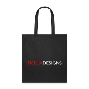 Black Delux Designs Tote Bag - Tote Bag