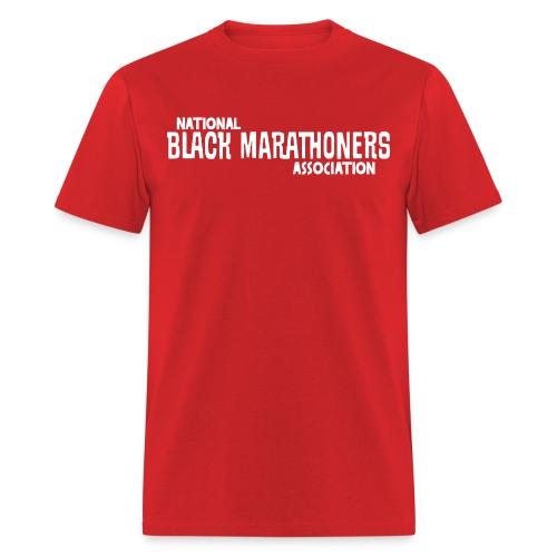 Red NBMA T-Shirt - Men's T-Shirt