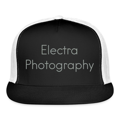 Electra photography hat - Trucker Cap