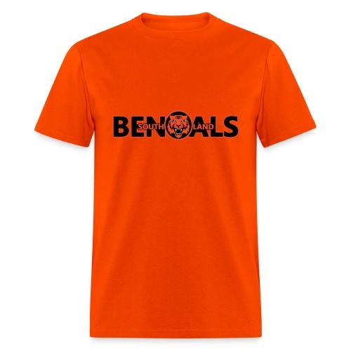 Southland Bengals (Orange) - Men's T-Shirt