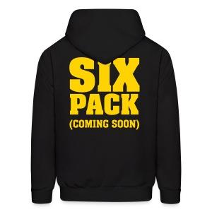 Six pack or Nah - Men's Hoodie