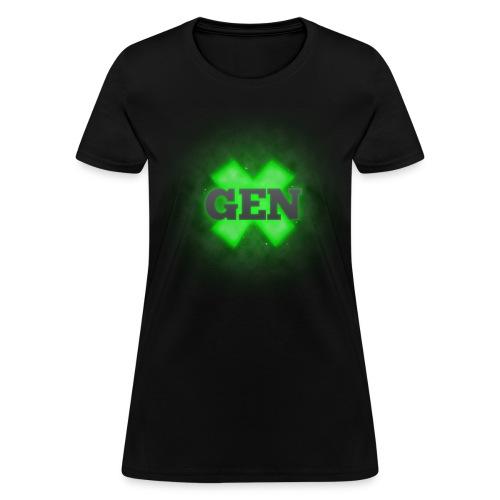 Women's Gen X - Women's T-Shirt