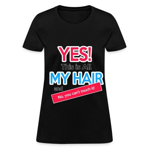 Birthday Girl T-Shirt - Women's T-Shirt