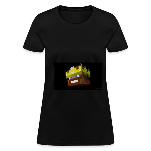 ItzzOnlyKing Head Women's Shirt - Women's T-Shirt