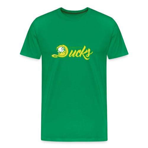 Lexington Ducks (Big Man) - Men's Premium T-Shirt