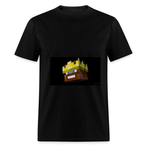 ItzzOnlyKing Head Men's Shirt - Men's T-Shirt